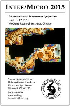 Inter/Micro 2015 Program Book
